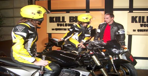 Mugello e Kill Bill