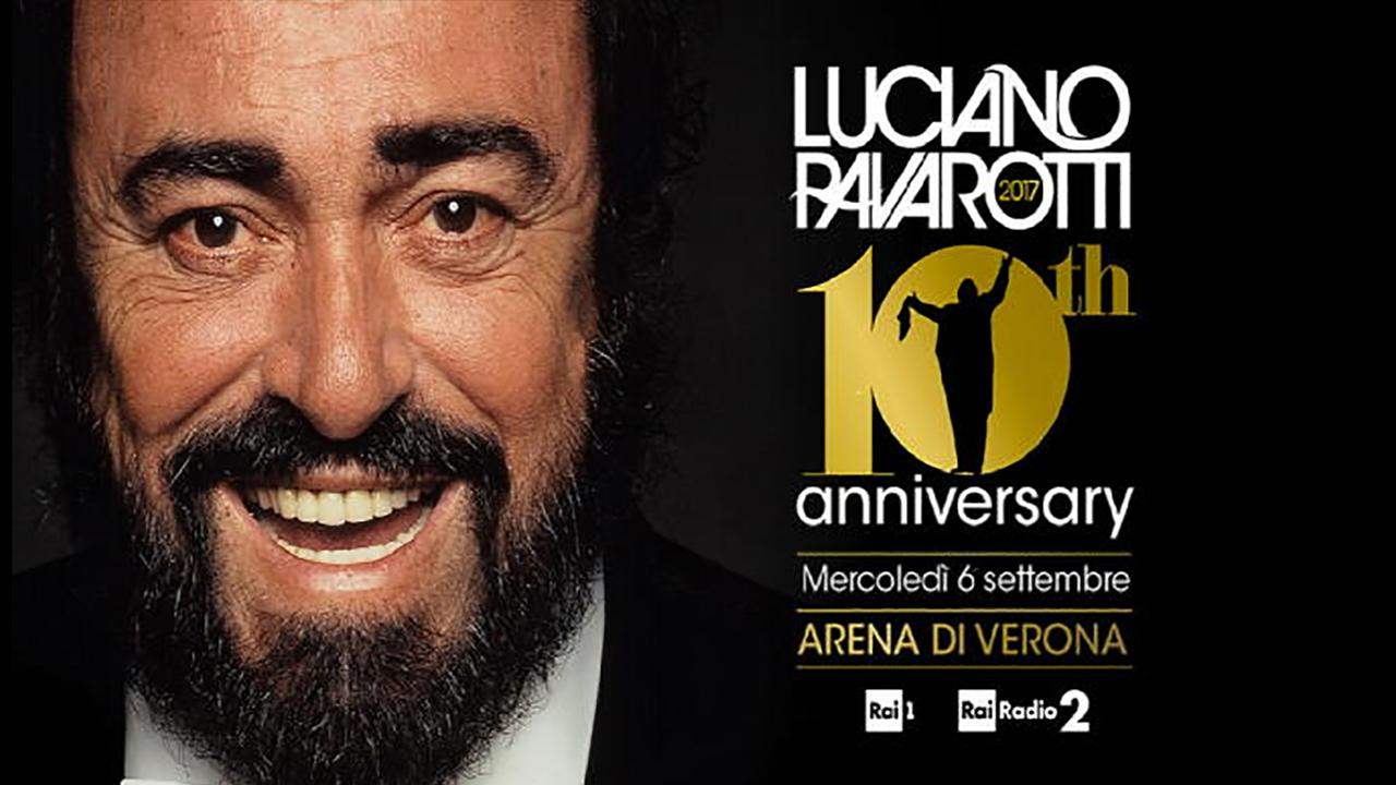 Alessandro del Piero per Pavarotti and Friends