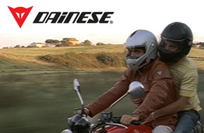 Dainese clothing in films